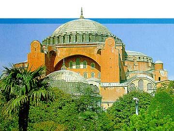 фото софийский собор в константинополе