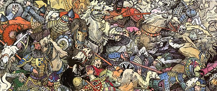 Музей. Назарук В. Куликовская битва: http://mmedia.nsu.ru/history/DATA/obj2047/I2_MUS_1.HTM